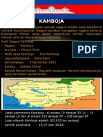 Kamboja dari masa ke masa