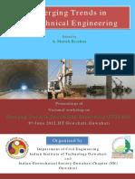 ETGE2012 Proceedings