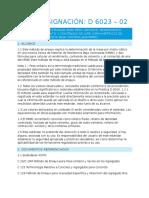 Astm Designación D 6023 – 02
