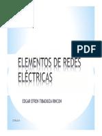 Elementos de Redes Eléctricas