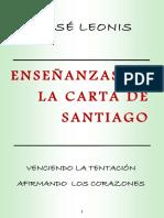 Enseñanzas de la carta de Santiago.