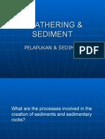 Weathering & Sediment