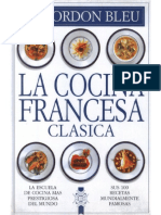Le Cordon Bleu La Cocina Francesa Clasica Espanhol