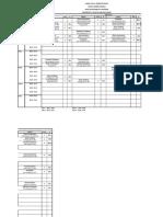 Jadwal Genap 2016 - 2017 Akuntansi