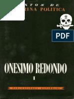 238777499 Onesimo Redondo Obras Completas