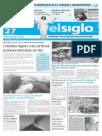 Edicion Impresa El Siglo 27-03-2016