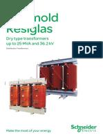 Resimold Resiglas CRT DryType CommercialBrochure En