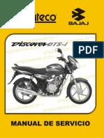Manual de servicio Discover 1252