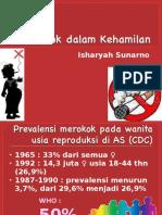 3.Merokok Dalam Kehamilan