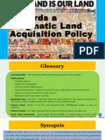 Land Acquisition India