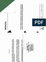 Manual Perencanaan Bangunan Pengamam Gerusan Pantai Untuk Konstruksi Jalan Dan Jembatan (JJ)