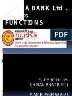 Mudra Bank Ltd