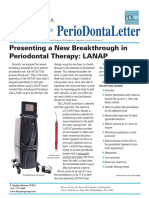 Lasers in Periodontal Therapy