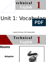 Vocabulary Unit1