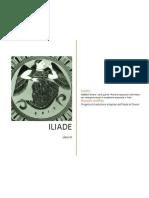 ILIADE di Omero - Libro quarto - Prove di traduzione interlineare con note grammaticali e vocabolario essenziale in linea