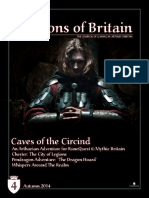 The Dragons of Britain #4-Reissue