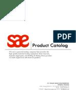 Katalog Produk SAE