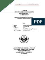 Documents.tips Laporan BiLaokimia Pangan Karbohidrat i Uji Benedict
