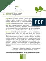 Fichas Técnicas Libros Biblioteca de Aula NT2 2011