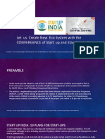 Convergence of Start  up and Stand Up India.pdf