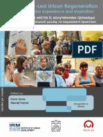 Community-Led Urban Regeneration - Polish-Ukrainian Experience and Inspiration_2014_small