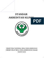 10. Standar Akreditasi Klkinik_Agustus 2015