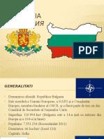Bulgaria proiect geografie
