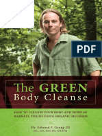 The Green Body Cleanse How to Clean Your Body and Home of Harmful Toxins Using Organic Methods
