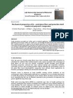 GFRP & Pistachio in Epoxy