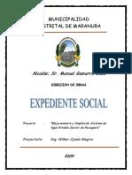 Expediente Técnico Social Pacaypata