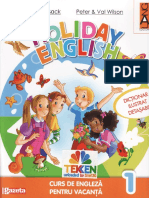 269161013 Carti Curs de Engleza Pentru Vacanta Nr 1 TEKKEN PDF