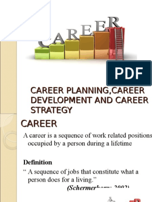 Career Planning Career Development And Career Strategy Swot Analysis Competence Human Resources