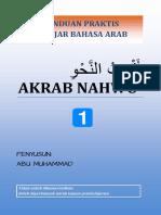 akrab-nahwu-jilid-1