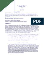 Christensen Case - Aznar v Garcia - Renvoi Doctrine