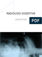 Radiologi Digestive