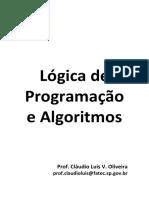 Apostila-Logica de Programacao e Algoritmos