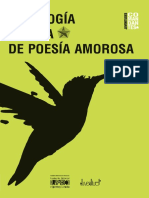 Antologia Minima de poesia amorosa