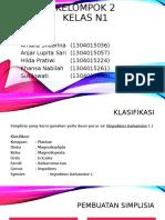 Ppt Fitokim - Daun Pacar Air