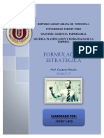 Asignacion No. 3 Trabajo Formulacion Estrategica (PDF)