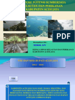 Potensi Maritim Aceh Jaya