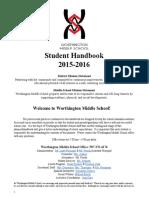 middleschoolstudenthandbook