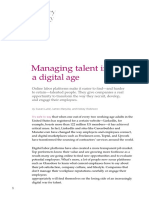 Managing Talent in a Digital Age