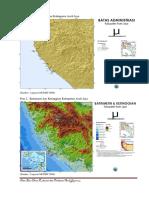Peta Potensi Aceh Jaya