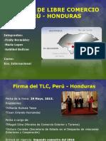 Tlc Con Honduras