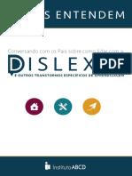 Cartilha Sobre Dislexia