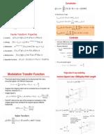 Exam1 Equations