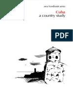 Cuba Study