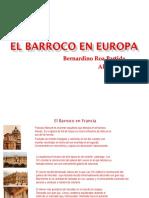 historia del Barroco Europeo2