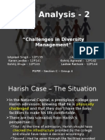 Case 2 - Challenges in Diversity Management