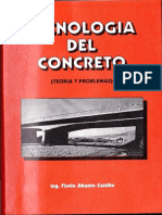 Tecnologia Del Concreto - Flavio Abanto